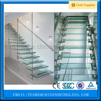 3mm 10mm Safety Tempered Glass For