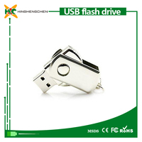 Hot sale rectangle u disk swivel usb 2GB 4GB 8GB 16GB 32GB 64GB 128GB 1TB usb flash drive
