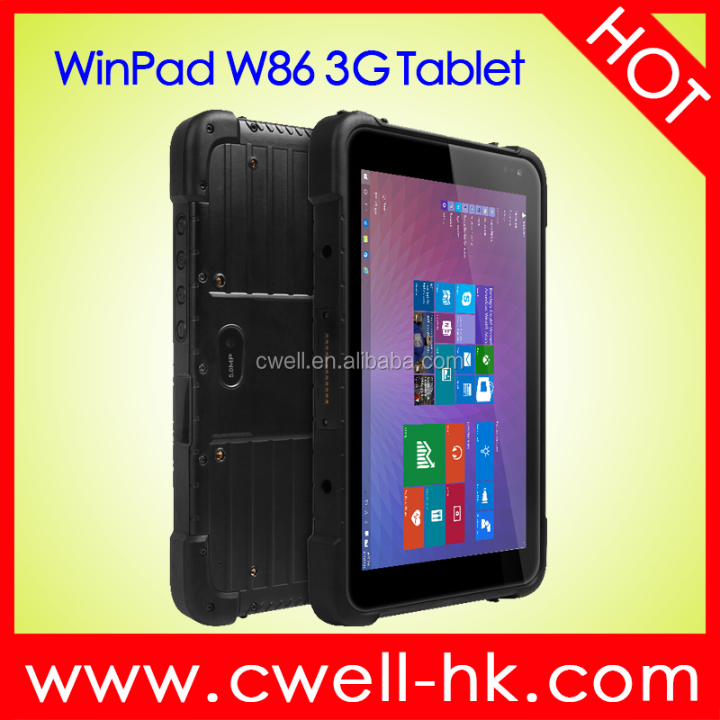 WinPad i708 Intel Atom Z3735F Quad Core CPU 2GB RAM 32GB ROM touch screen tablet 8 inch