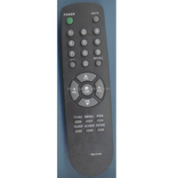 precision tv remote control for GoldStar 105-210A