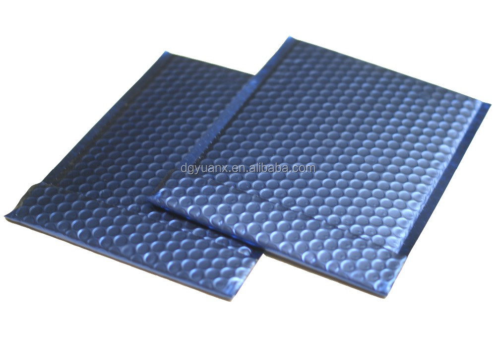 Brilliant aglare and top quality aluminized bubble envelope