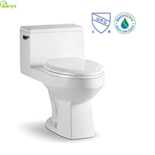 Sanitary Ware Bathroom Ceramic One Piece Toilet, Chinese factory Wc Toilet Bowl Price