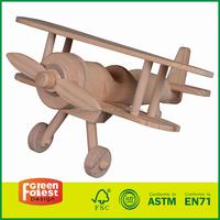 CE/ASTM/EN71 Puzzled Airplane Construction Set