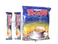 Ready to drink instant white coffee 3 in 1 - expresso