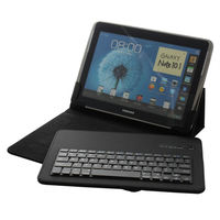 galaxy 10.1 inch tablet keyboard case wireless keyboard Bluetooth keyboard for android tablet