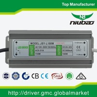 2014 CE/ROHS /SAA / UL led driver factory price made in zhongshan