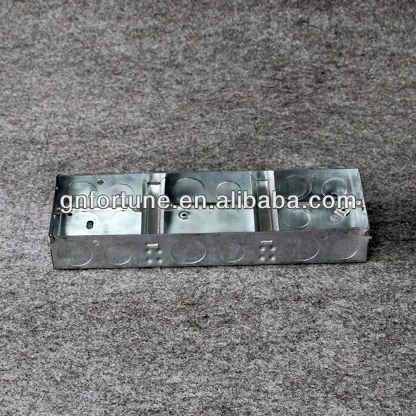 China Factory weatherproof l outlet box