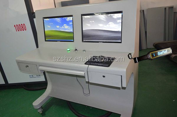 Airport bus station Subway X-Ray Cargo Inspector Machine TS-10080