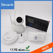 House Anti-theft Alarms Auto Dialer Intrusion Detection Gsm Sms Remote Control Intelligent Home System