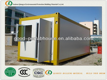 Professional Fireproof container home/house plans/caravan