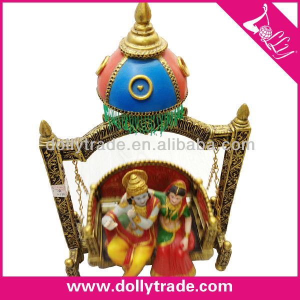 India Souvenir Decoration for Home Resin Wedding Gift