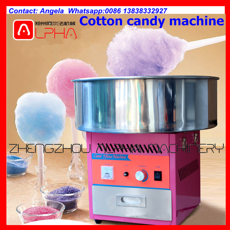 cotton vending machine