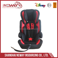 The hotsell baby car seat with ece r44/04 approved