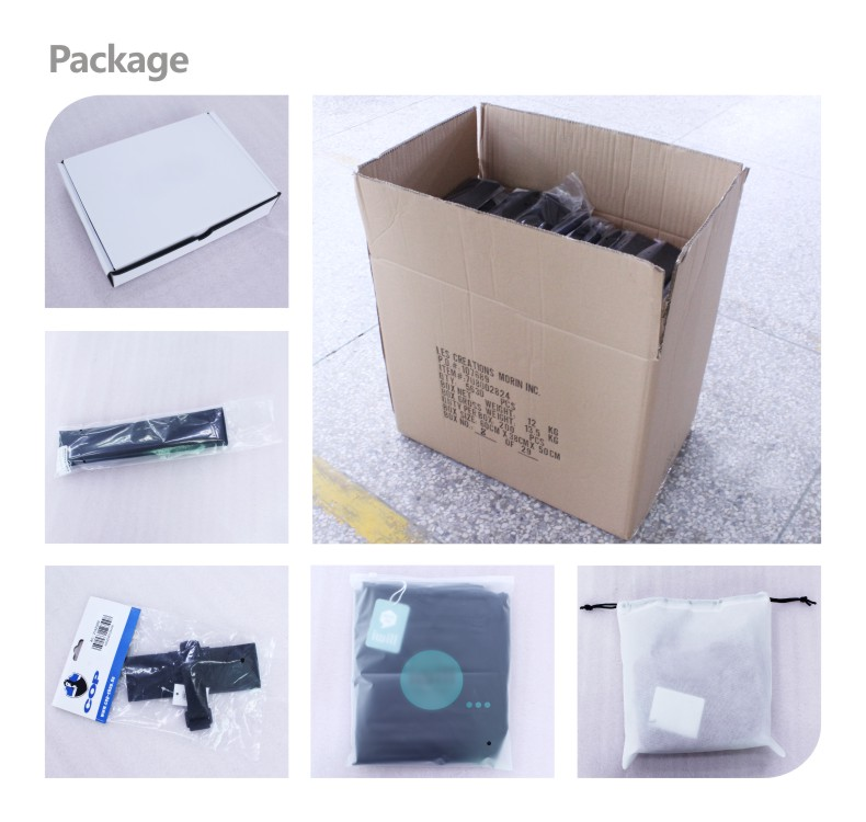 Mini EVA Bluetooth Earphone Carrying Case Factory