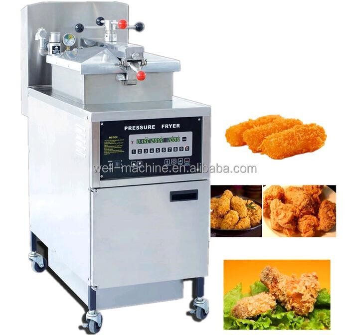 Stainless steel Fast Food Used Henny Penny Pressure Fryer/Chicken Pressure Fryer Machine/Commercial Chicken Pressure Fryer