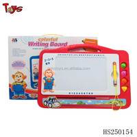 cheap cartoon children's magnetic writing board