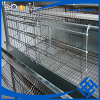 Cage for transportation of chicken factories for sale in china welded rabbit cage wire mesh