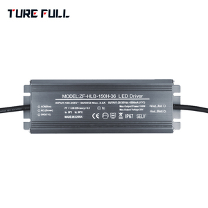 Factory price waterproof led driver supply for 150W led street lighting