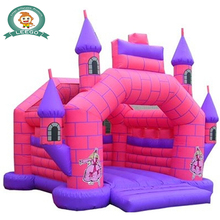 used commercial inflatable jumper bounce houses inflatable jungle bouncer for sale