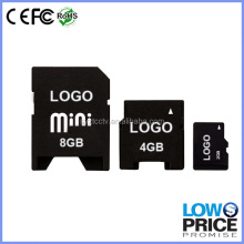 High capacity, high speed sd card 32 gb 64 gb 128 gb