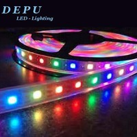 color changing led rope light,battery powered led rope light