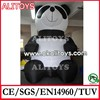 Strong Nylon/PVC inflatable panda model, custom commercial inflatable models for advertising passed CE/EN14960