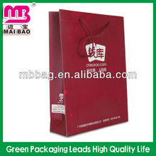 red color newest design christmas tree removal bag