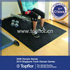 Professional Rubber fitness Flooing rolls PP Flooring