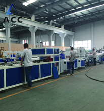Plastic PVC UPVC CPVC Pipe Making Machine/extrusion production line