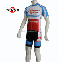 Cycling Jersey OEM services, bike sportswear high quality Short Sleeves Cycling Jersey set
