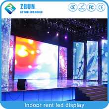 large smd rgb P2.5 P3 P3.91 P4 4.81 P5 indoor rental video led wall panel