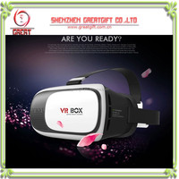 2016 Newest 3D VR Box Virtual Glasses, Adjustable 3D Virtual Reality Glasses,