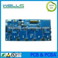 Electronic circuit board for industrial products