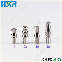 hot sale colorful cheap rpice stainless steel drip tips