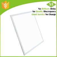 diffused led light panel hs code frameless led panel light