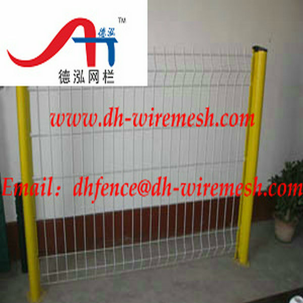 ISO9001 residential fence,triangular bending fence