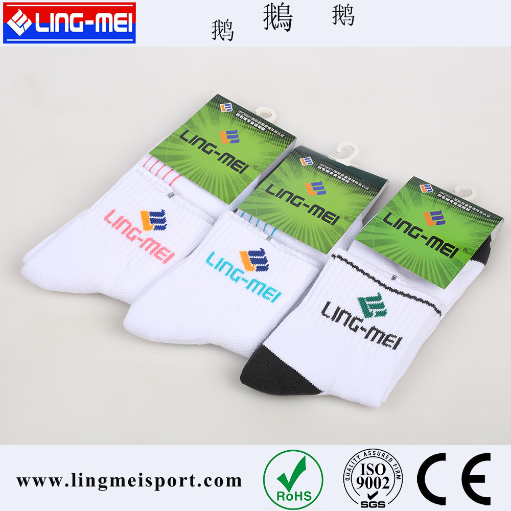 China Manufacturer Pair Package Soft Cotton Socks