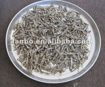 dried anchovy with low moisture