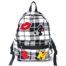2015 Fashion canvas bag,backpack,school bags