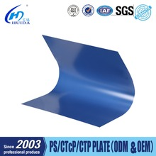 free sample cheap price High Sensitivity fast exposure dark blue Thermal CTP plate
