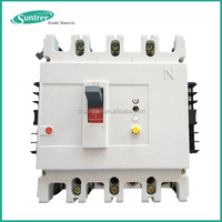 Function Earth Leakage Circuit Breaker 25kA~100kA 2P~4P