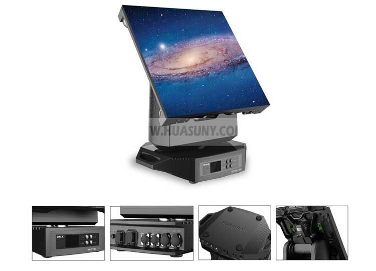 Stage Entertainment Creative Moving LED Cabinet LED Display