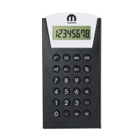 Imprinted Desktop Promotional Calculator 8 digit electronic calculator