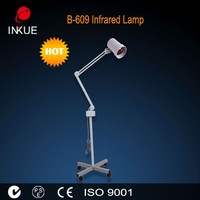 B-609 Infrared lamp warm light speed healing beauty salon equipment with CE