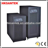 Competitive Price 6KVA Pure Sine Wave UPS External Battery / Online UPS / Single Phase UPS