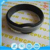 Rubber bonded seal washers for bolt