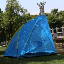 Winter Ice Fishing Tent UV-resistant Outdoor Camping Change Clothes Shower Pop Up Beach Tent
