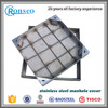 new products 600*600 septic tank manhole cover for sale with stainless steel material made in china