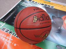 Wholesale professional glass basketball basketball/official game ball