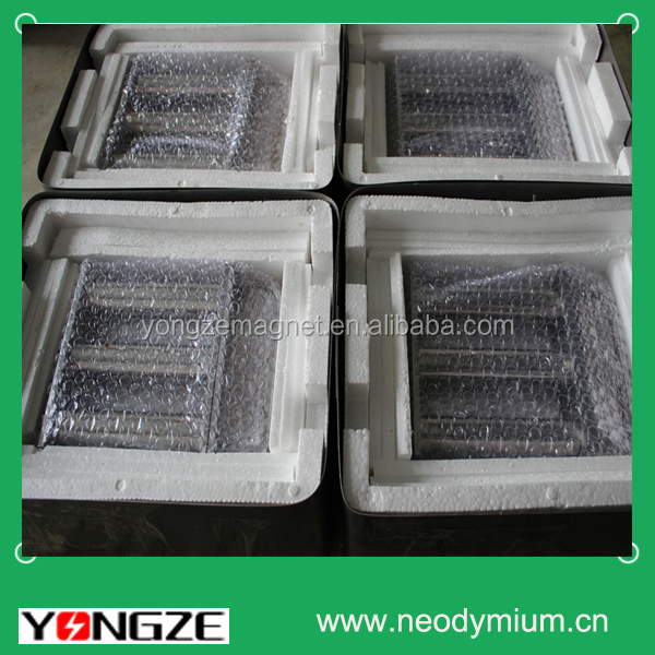 Easy Cleaning Rare Earth Magnet Filter for water treatment.